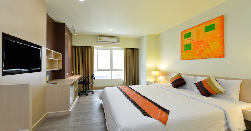 Hotels in thailand budget and boutique hotel in thailand for Hip hotels budget