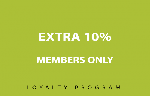 loyal program 10 percent