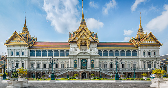 budget hotel in Bangkok