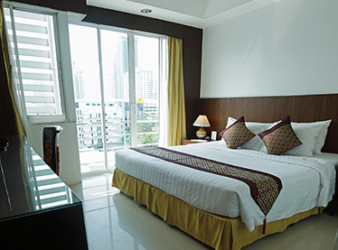 iCheck inn MayFair Pratunam: Boutique Hotel in Bangkok