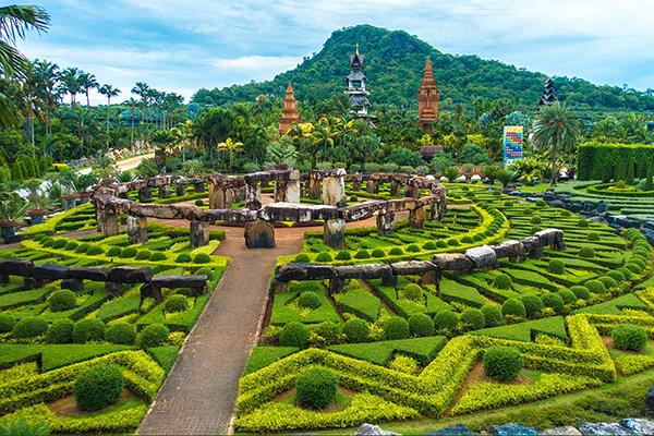 Resorts in Pattaya