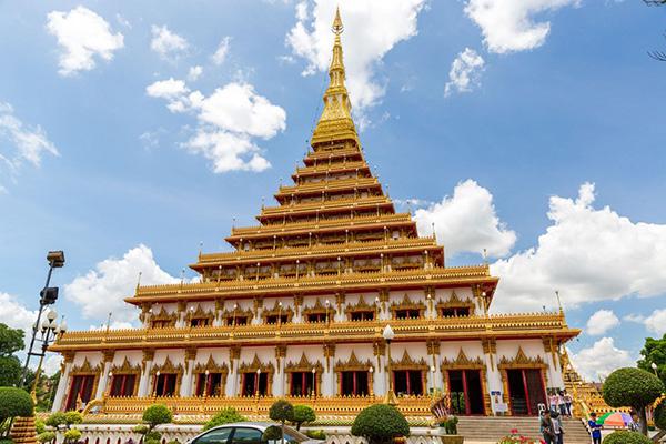 Resorts in Khon Kaen