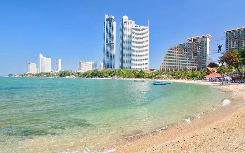 Accommodation Pattaya