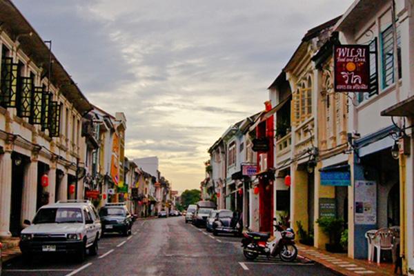 budget hotel in Phuket